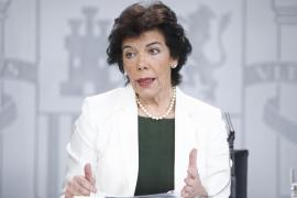 Celaá apela a la responsabilidad de PP y C's para tener investidura en la primera quincena de julio