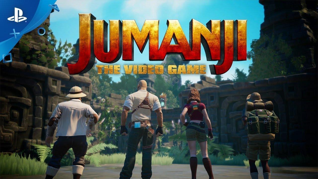Jumanji: The Video Game, el juego oficial de la exitosa franquicia cinematográfica