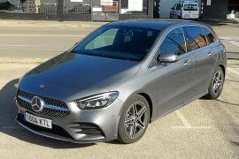 Nuevo Mercedes Clase B, un vehículo familiar con grandes dotes deportivas