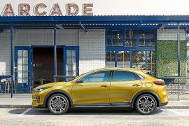 Kia dará a conocer a finales de junio el nuevo modelo XCeed
