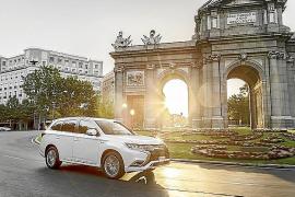 Mitsubishi Outlander PHEV, el híbrido más vendido de España