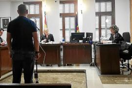 Piden tres años por una agresión tras una discusión de tráfico en Palma