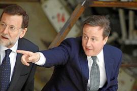 Cameron defiende que sea el pueblo de Gibraltar el que determine su futuro