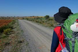 Localizada en buen estado la peregrina estadounidense desaparecida en el Camino de Santiago