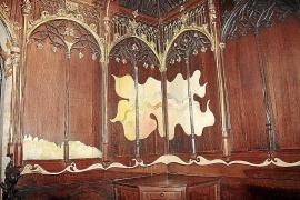 La restauración de la sillería del coro de la Seu, un viaje al pasado