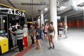 Más de 200.000 pasajeros pasaron por el Cetis en mayo, casi un 50 % más que en abril