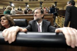 Santamaría dice que el pulso reformista del Gobierno «no se  va a parar» porque se acabó el tiempo de «no hacer nada»