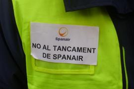 Spanair y trabajadores firman hoy el acuerdo para cobrar el paro   desde abril