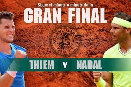Así se ha vivido la final de Roland Garros