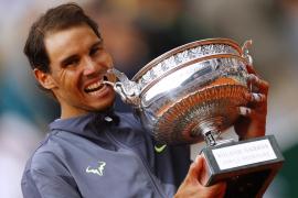 Nadal tumba a Thiem y amplía su leyenda en Roland Garros