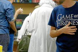 Los libreros califican la Feria del Libro de Palma como la mejor en 4 años