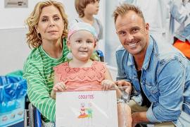 La ONG Juntos entrega sus primeros 'Coquitos' en Madrid junto a Ágatha Ruiz de la Prada