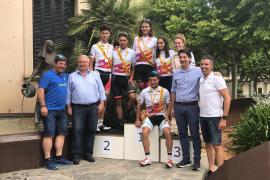 Control antidopaje en el Campeonato de Balears de ciclismo