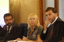 La acusada de asesinar a su marido en Cala Millor lo niega