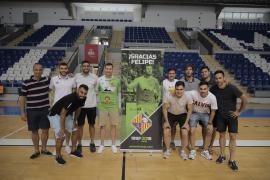 Paradynski se despide del Palma Futsal
