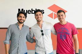 Aitor Roca, Felipe Ramis y Alberto Gelabert