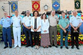 Día de las Fuerzas Armadas en el Castillo San Carlos