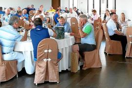 Gran éxito del torneo de golf del 'Majorca Daily Bulletin'