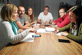 PSOE y Feim Santa Eugènia formalizan un pacto y dan un vuelco histórico a la alcaldía