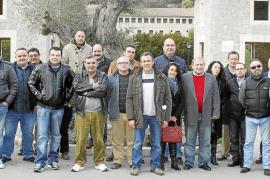 Los taxistas de la Part Forana se unen en una asociación para defender sus intereses