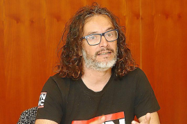 El emprendedor Juan Miqueo