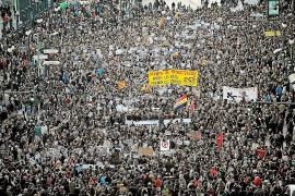 Miles de personas claman contra la delegada del Gobierno en Valencia