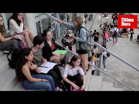 Cita con la Selectividad: 4.302 estudiantes, ante los exámenes