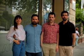 'La Jaula', la última película del director mallorquín Marcos Cabotá