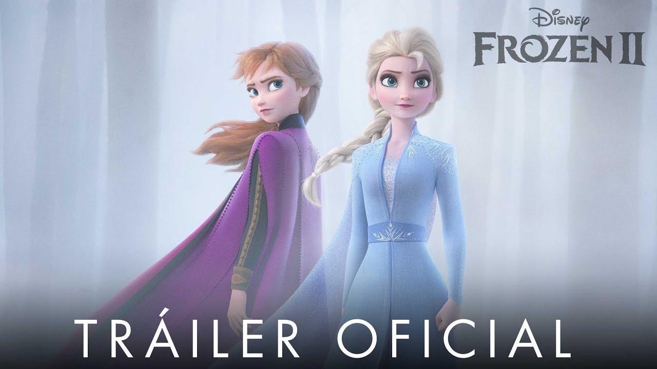 El tráiler más épico de 'Frozen 2' congela a los fans de Disney