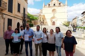 PSIB, PI y Bloc reeditan el pacto de gobierno en Felanitx