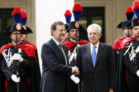 Rajoy prevé que el PIB caerá mas del 1% y dará a conocer sus presupuestos el 30 marzo