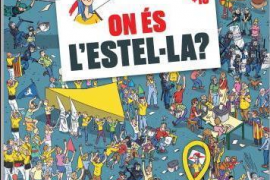 Los sindicatos policiales, sobre el polémico cómic: «Es apología completa del golpismo separatista catalanista»
