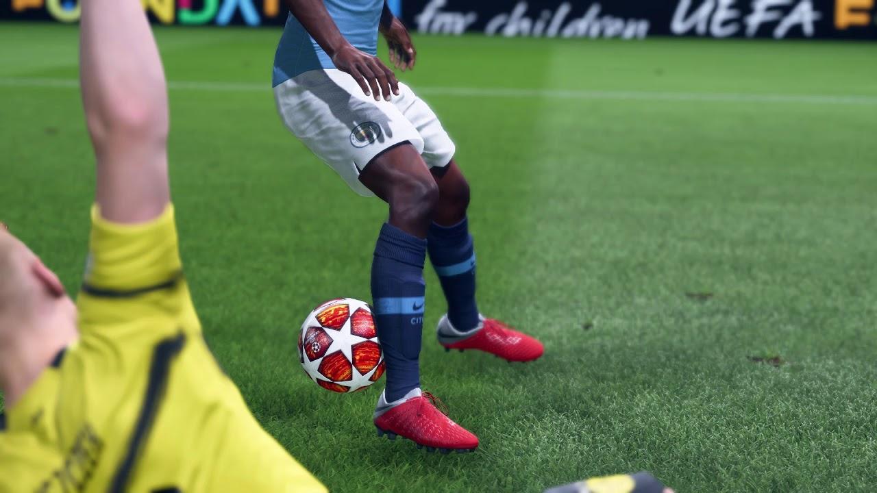 EA Sports presenta VOLTA, el revolucionario modo de FIFA 20