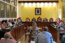 Més-Esquerra, PSOE y Podem cierran un pacto de gobierno con mayoría absoluta en Manacor