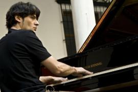 Concierto de Eleuterio Domínguez dentro del Festival Internacional de Música de Deià