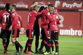 El Mallorca abre el sueño del ascenso