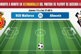 Así ha sido la victoria del Real Mallorca ante el Albacete Balompié