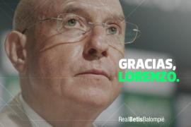 Serra Ferrer se despide del Betis pero deja la puerta abierta a regresar