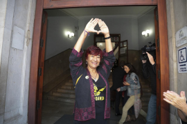 Nina Parrón, absuelta de calumniar e injuriar al presidente de la asociación de Padres de Familia Separados