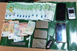 Dos detenidos por tráfico de drogas en Inca y Felanitx