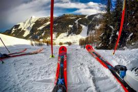 Detenido en Palma un alemán por agredir con palos de esquí a un hombre en Austria