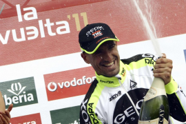Cobo será descalificado como ganador de la Vuelta 2011 por la UCI