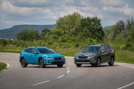 Subaru España ya admite pedidos de su gama de modelos híbridos