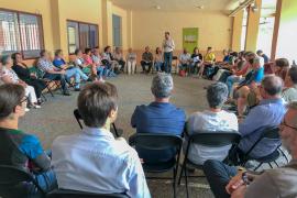 Las asambleas de Més y el PSIB ratifican el acuerdo de gobernabilidad en Cort