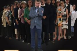 El grupo de teatro de s'Escorxador lleva la creación colectiva 'El caso de Sherlock Holmes' al Catalina Valls