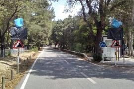La restricción de la circulación en la carretera de Formentor empieza este sábado
