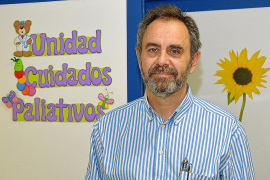Ricardo Martino: «Solo un 15 % de los 25.000 niños que necesitan cuidados paliativos los llegan a recibir»