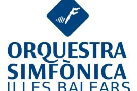 Concierto solidario en el Palau de Congressos a cargo de la Petita Simfònica de les Illes Balears