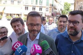 Podemos se suma al acuerdo del PSOE y Més y estará en el Ajuntament de Palma
