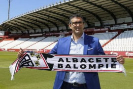El Albacete clama contra los errores arbitrales